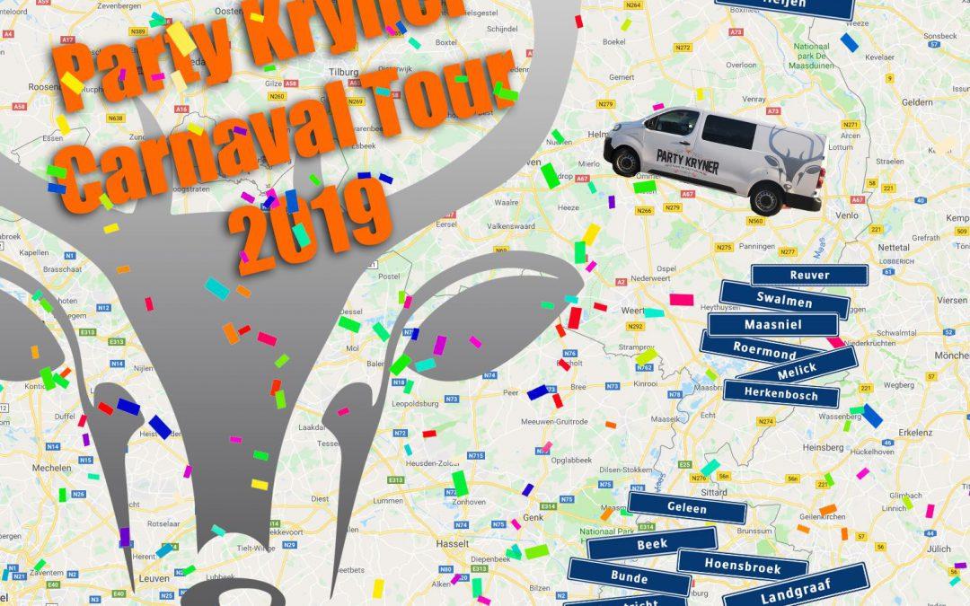 Carnaval Tour 2019