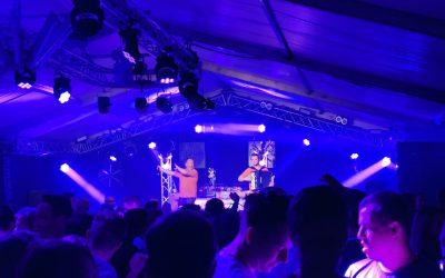 Party Kryner live in Neede bij Sen '76 zomerfeesten