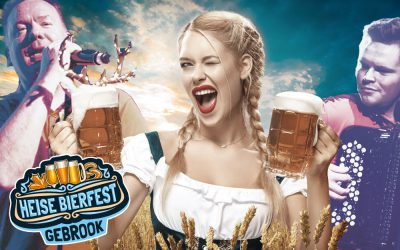 Heise Bierfest Gebrook met Party Kryner