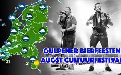 De zon zal schijnen met Party Kryner in Gulpen en Berg aan de Maas