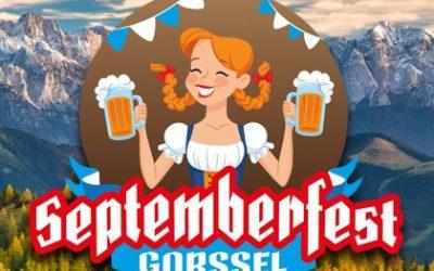 Septemberfest in Gorssel met Party Kryner en Helene Fisher….